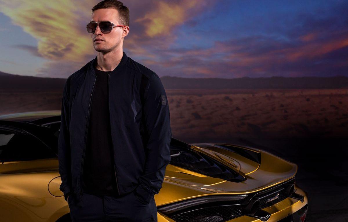 McLaren Vision Collection: Erhältlich als Sonnenbrille oder mit optischen Gläsern