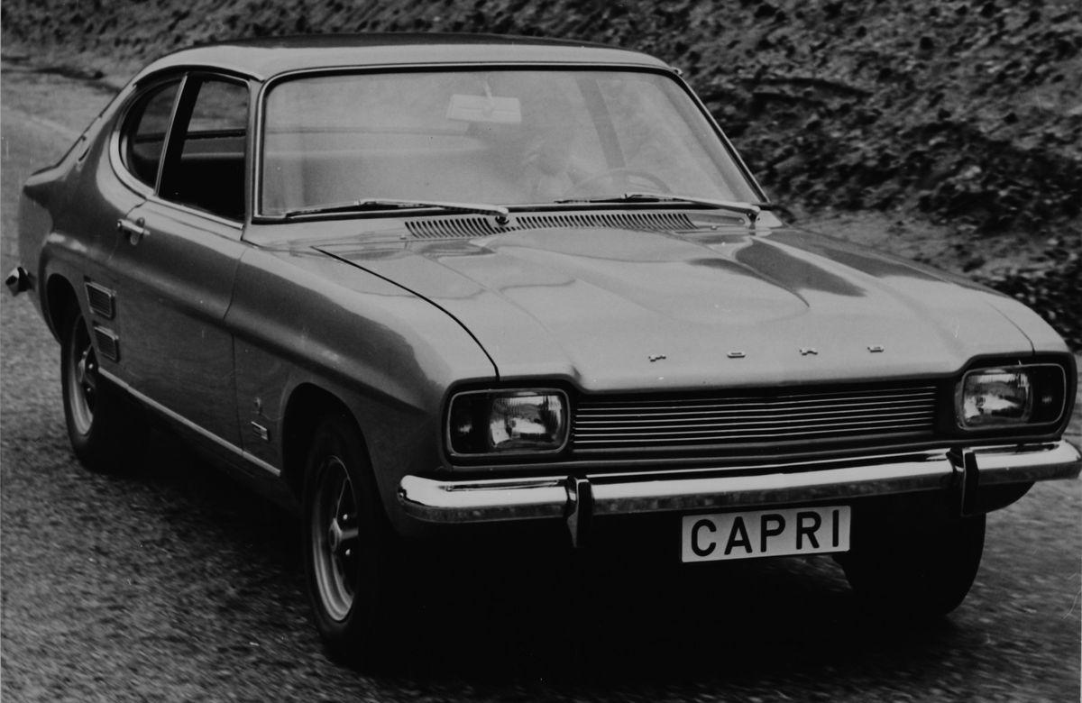 Ford Capri 1700 GT (1969)