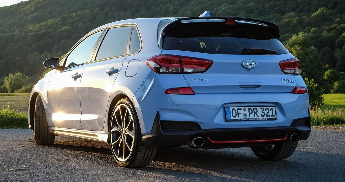 Hyundai i30 N Performance (2019)