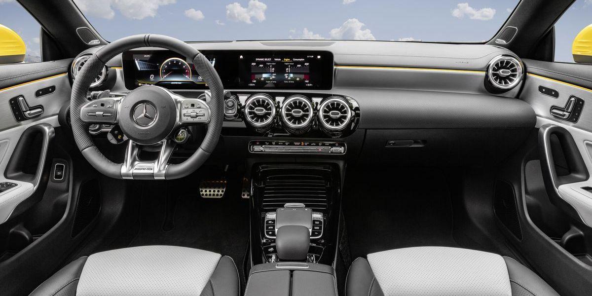 Mercedes-AMG CLA 35 4Matic Shooting Brake (2019)