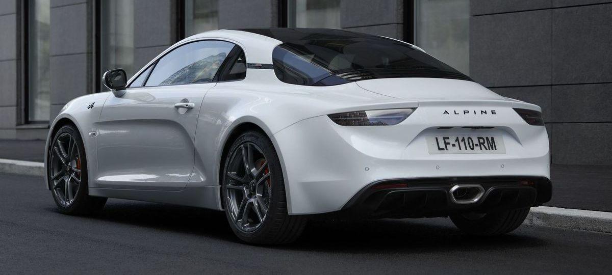 Alpine A110 S (2019)