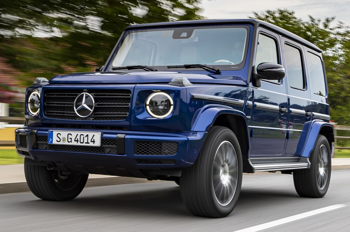 "Mercedes-Benz G-Klasse ""Stronger Than Time"" (2019)"