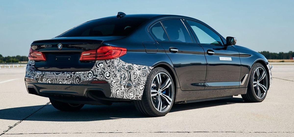 BMW Power BEV (2019)
