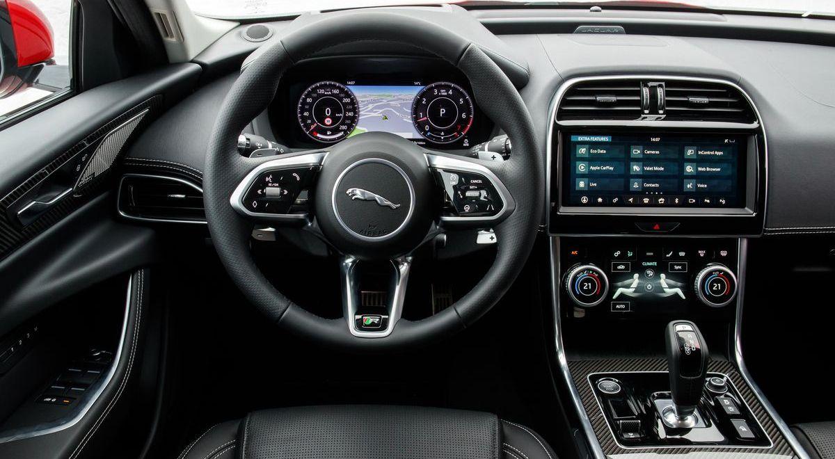 Jaguar XE (2019)