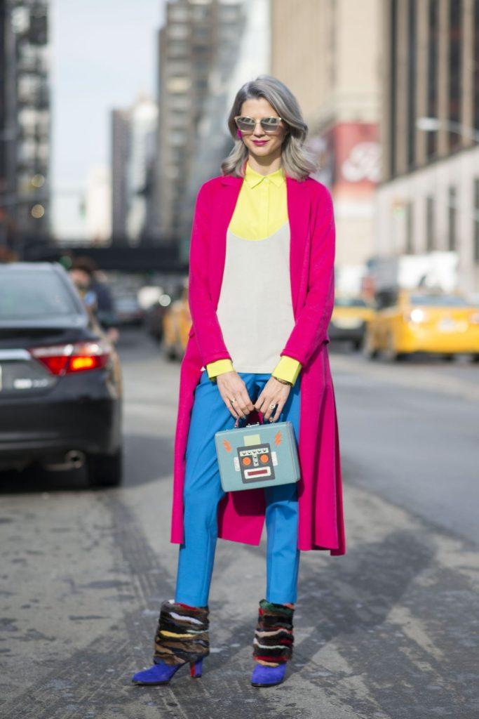 Look von Tibi in New York