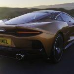 Wundern Sie sich nicht, wenn Sie einen McLaren GT (2019) sehen