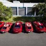 "Sechsmal ""Toyota rot-weiß"" am Nürburgring"