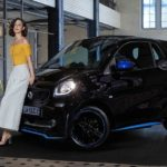 Fully Electric: Lena Meyer-Landrut setzt auf Smart