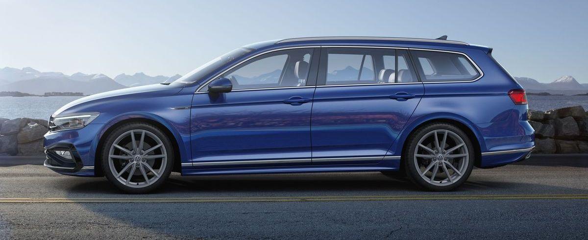 Volkswagen Passat Variant R-Line (2019)
