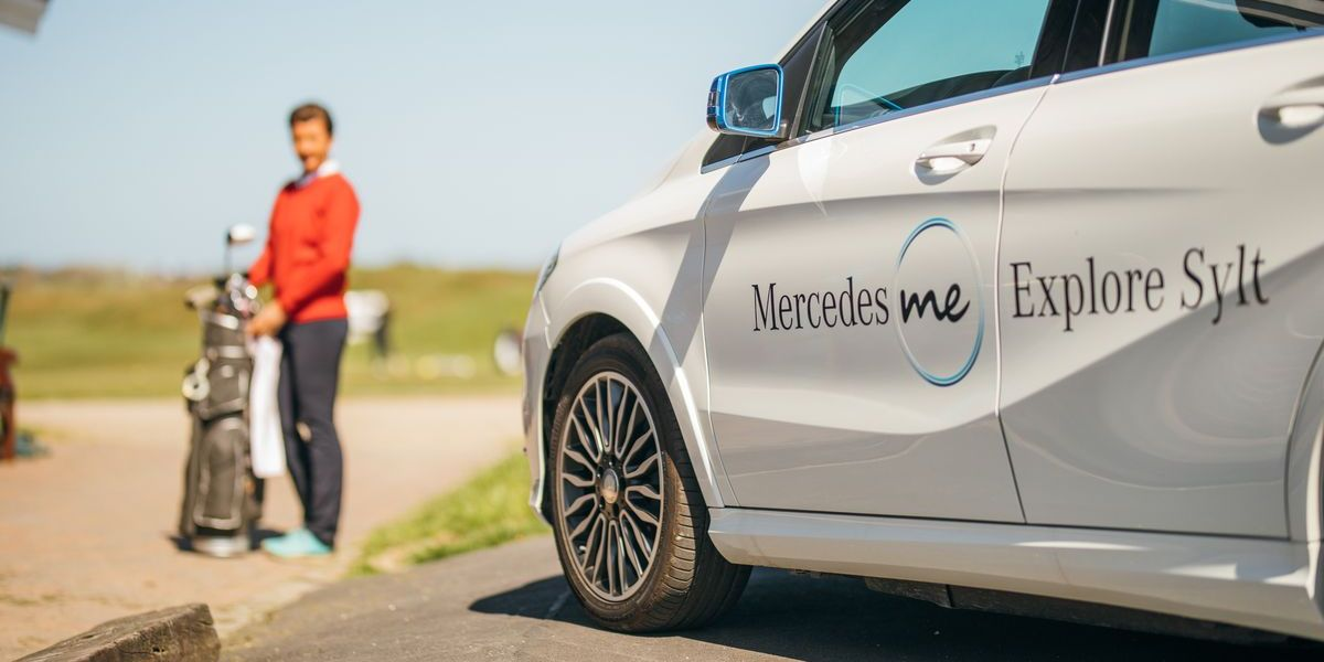 Mercedes me Explore Sylt