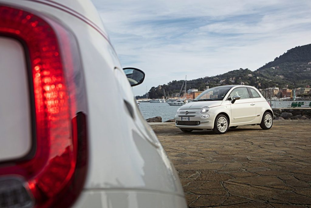 Fiat 500C und 500 Dolcevita