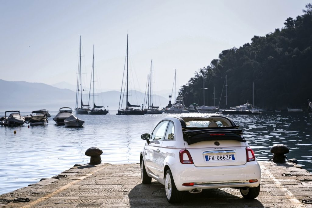 Fiat 500C Dolcevita