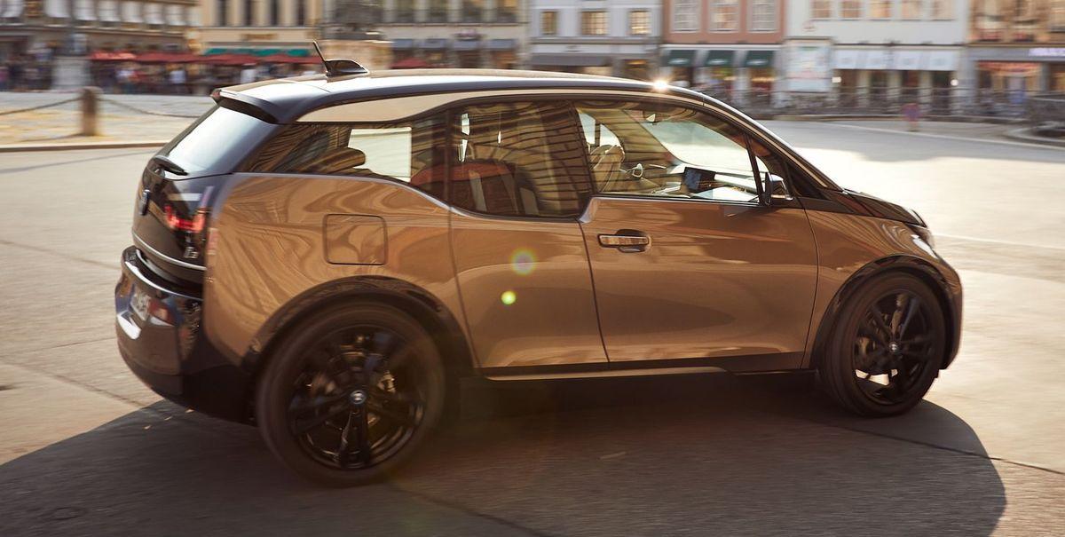 Der BMW i3 schneidet im Vergleich besser ab.