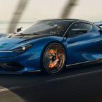 Neue Details zum Supersportwagen Pininfarina Battista