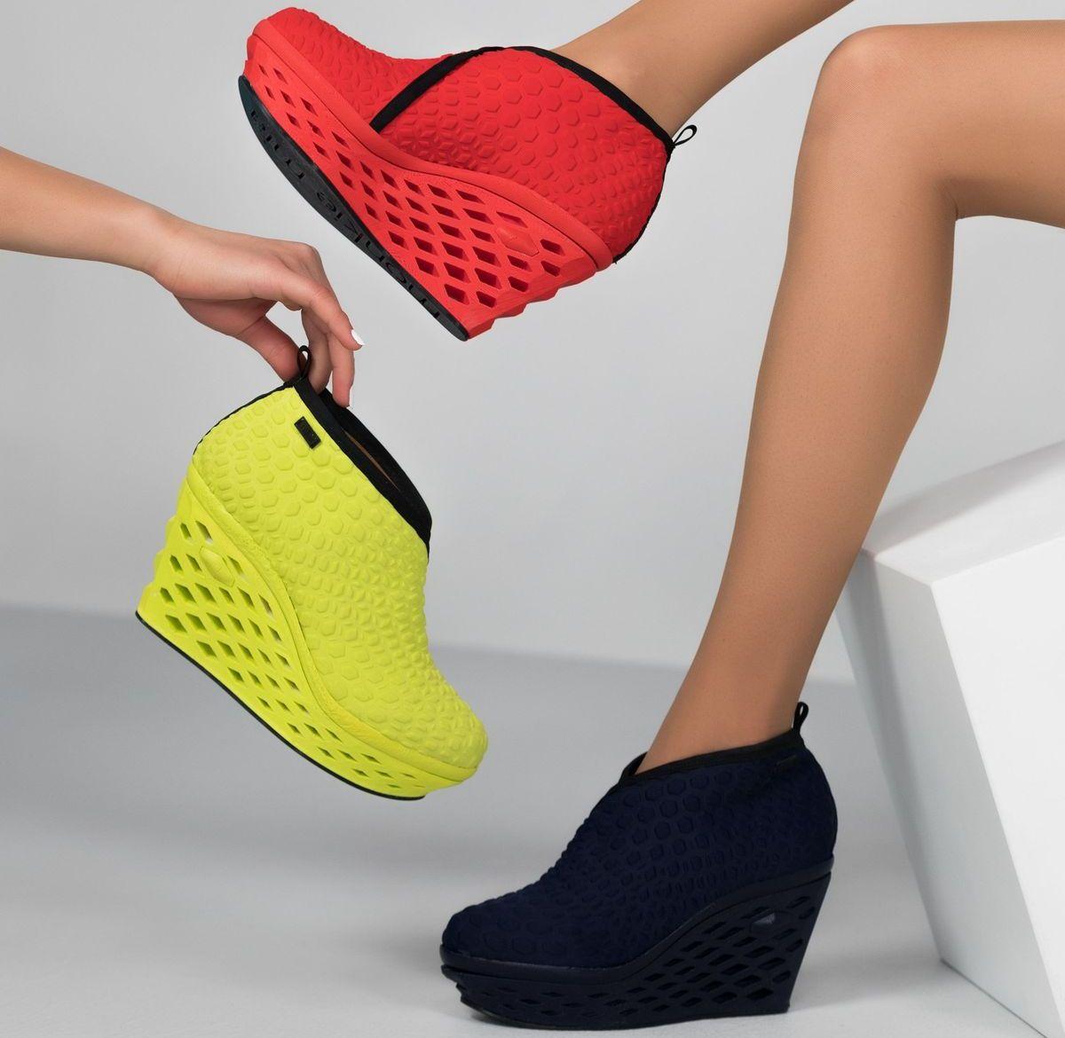 High-Heel-Sneaker, Monkie Mia