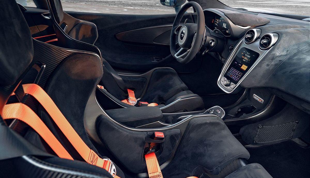 McLaren 600LT by Novitec (2019)