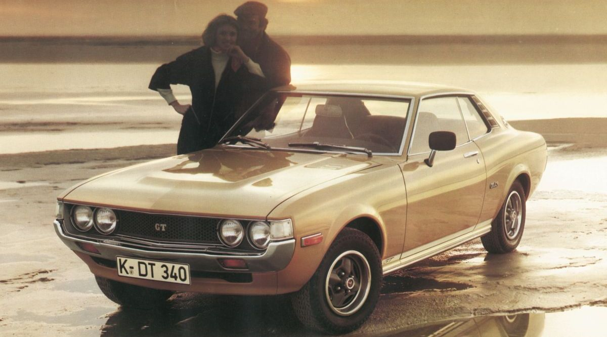 Toyota Celica GT (1970–1975)