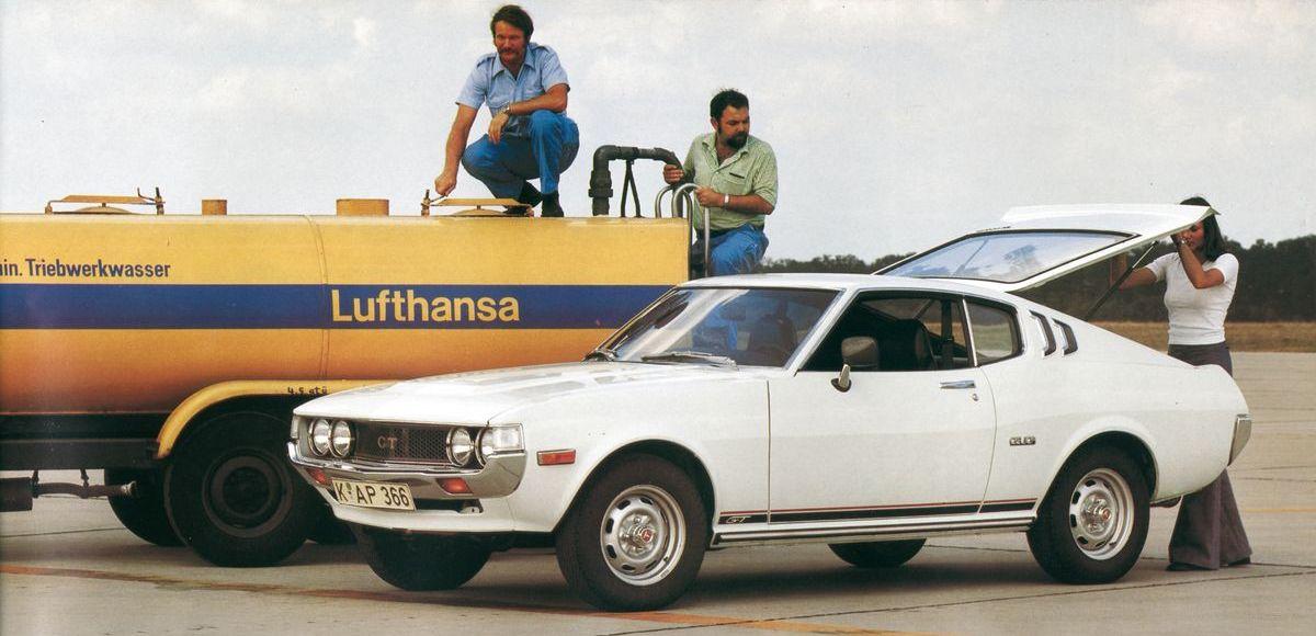 Toyota Celica Liftback (1970–1975)