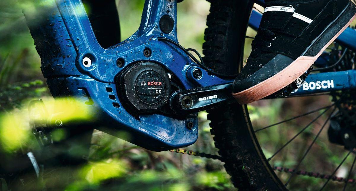 E-Bike-Motor von Bosch