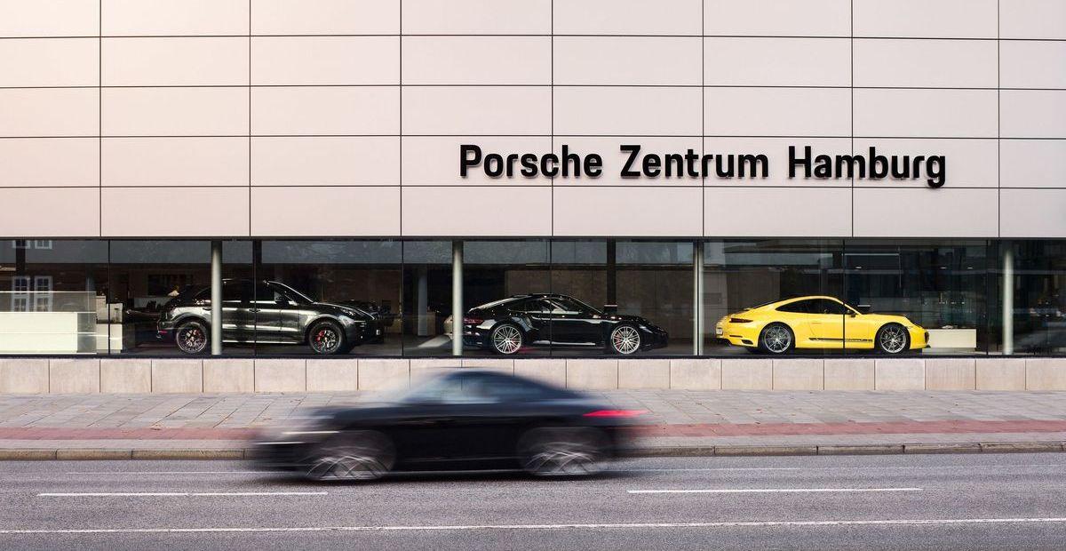 Porsche Drive: Sportwagen in Hamburg mieten