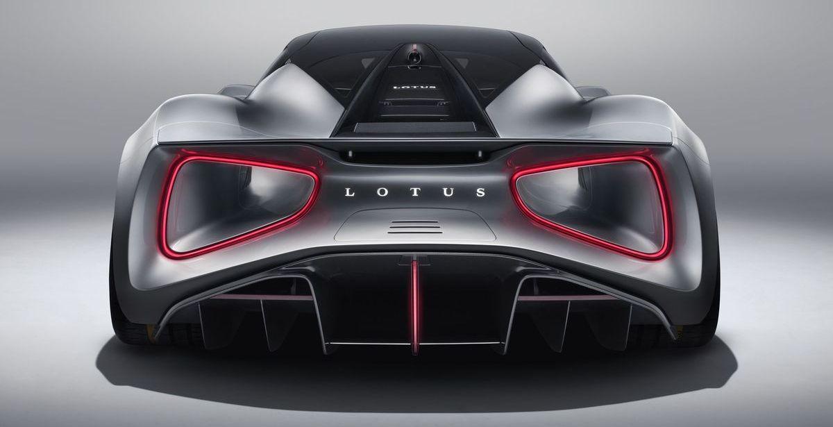 Lotus Evija (2020)