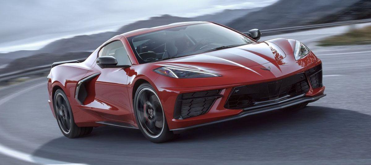 Chevrolet Corvette Stingray (2020)