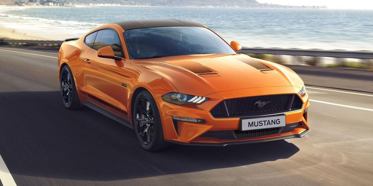 Ford bringt zum 55. Geburtstag des Mustang ein Jubiläumsmodell