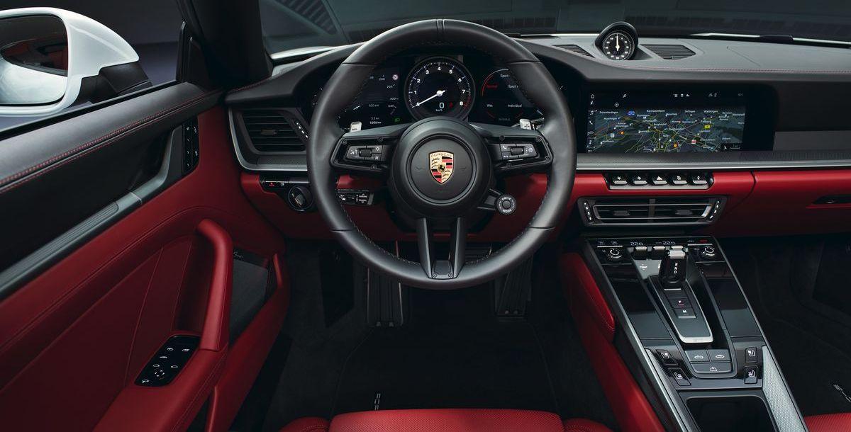 Porsche 911 (2019)