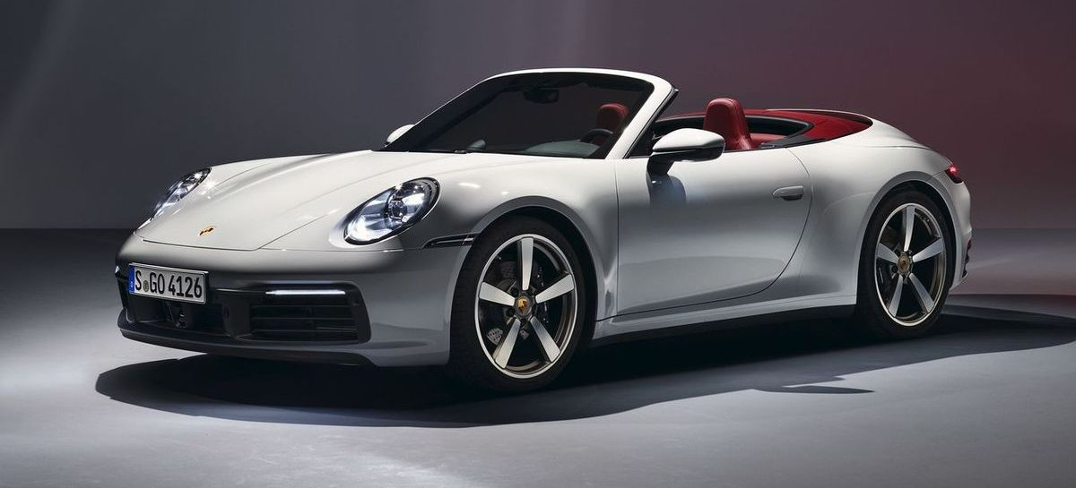 Porsche 911 Carrera Cabriolet (2019)