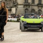 Ein Buggy in Chantilly