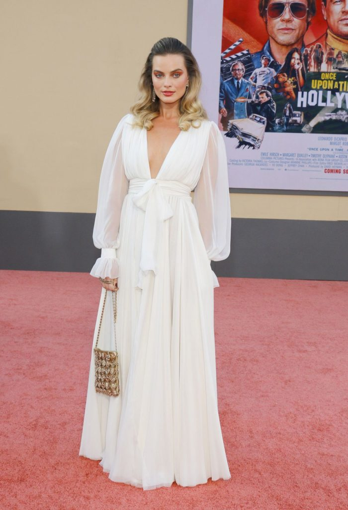 Margot Robbie in Chanel (ddp images)