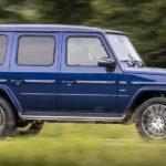 Mercedes-Benz G 400d (2019): Fahrbares Lifestyle-Accessoire