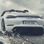 Die pure Freude: Porsche 718 Cayman GT4 und Spyder