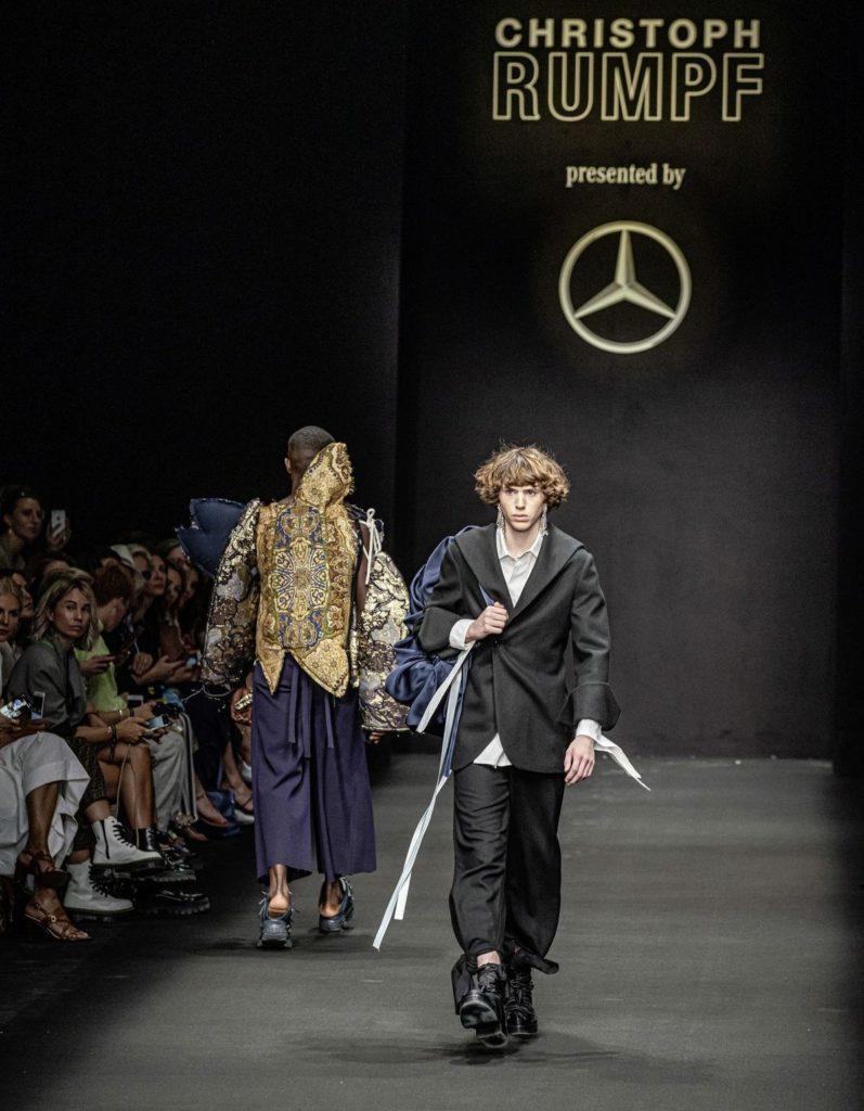 Christoph Rumpf, MBFW Berlin, Menswear