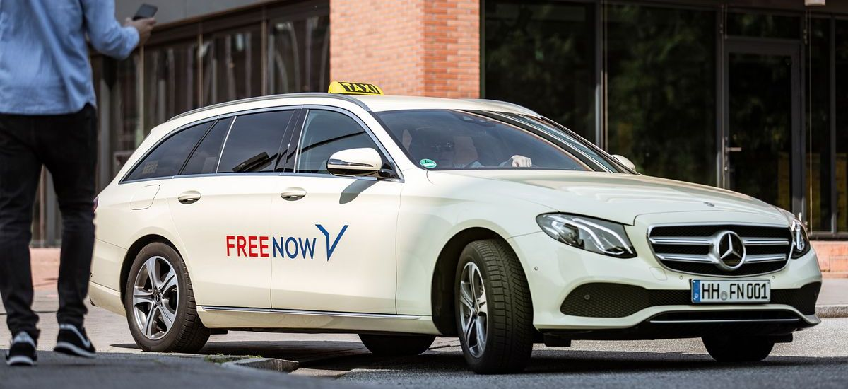 MyTaxi heißt jetzt Free Now