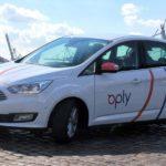Carsharing: Oply breitet sich in Hamburg aus