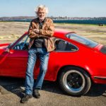 """Der """"Red Porsche"""" sucht Gegner"""
