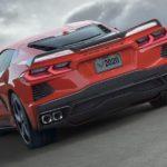 Chevrolet führt die neue Corvette Stingray (2020) ein
