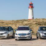 Sylt: Mercedes-Benz engagiert sich beim Kampen Jazz Festival