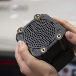 Die Warngeräusche in Elektroautos