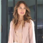 Outfit der Woche: Brooke Burke Charvet in Jonathan Simkhai