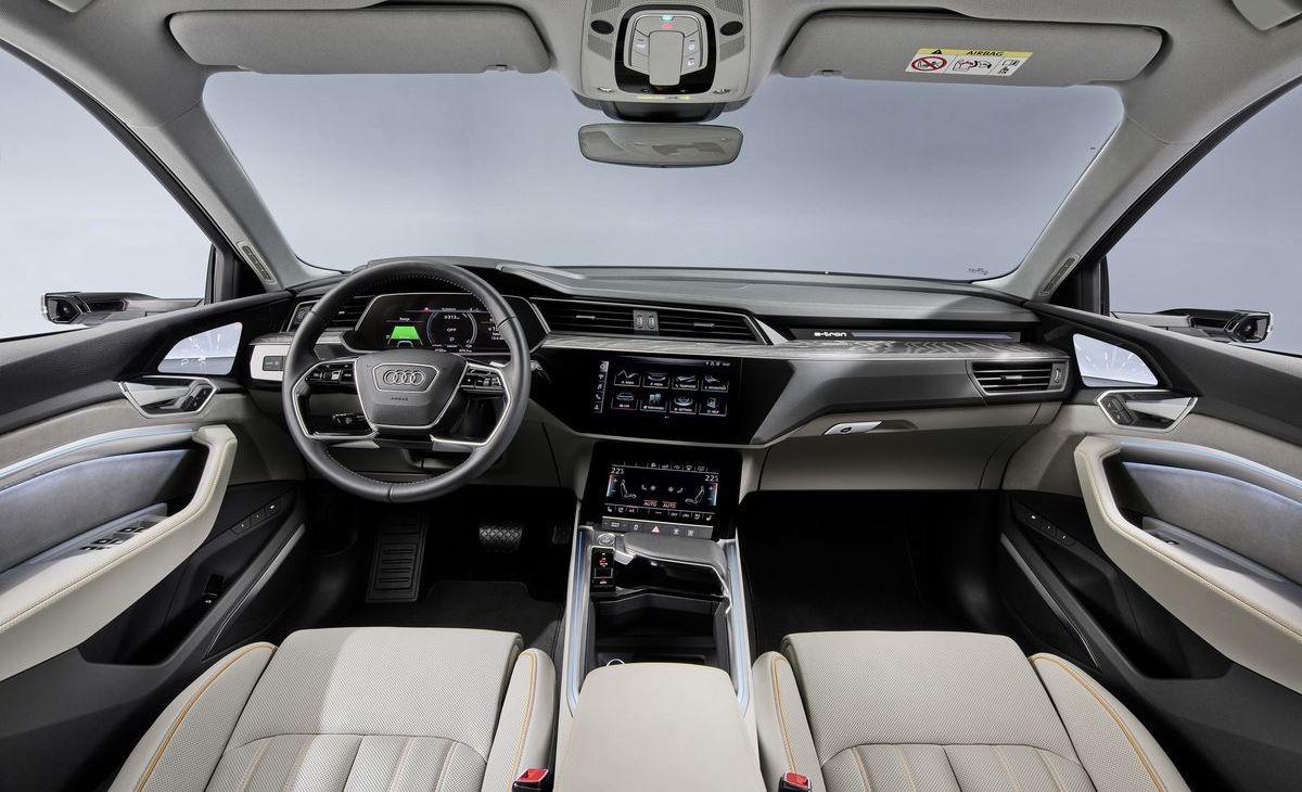 Audi E-Tron 50 Quattro (2019)
