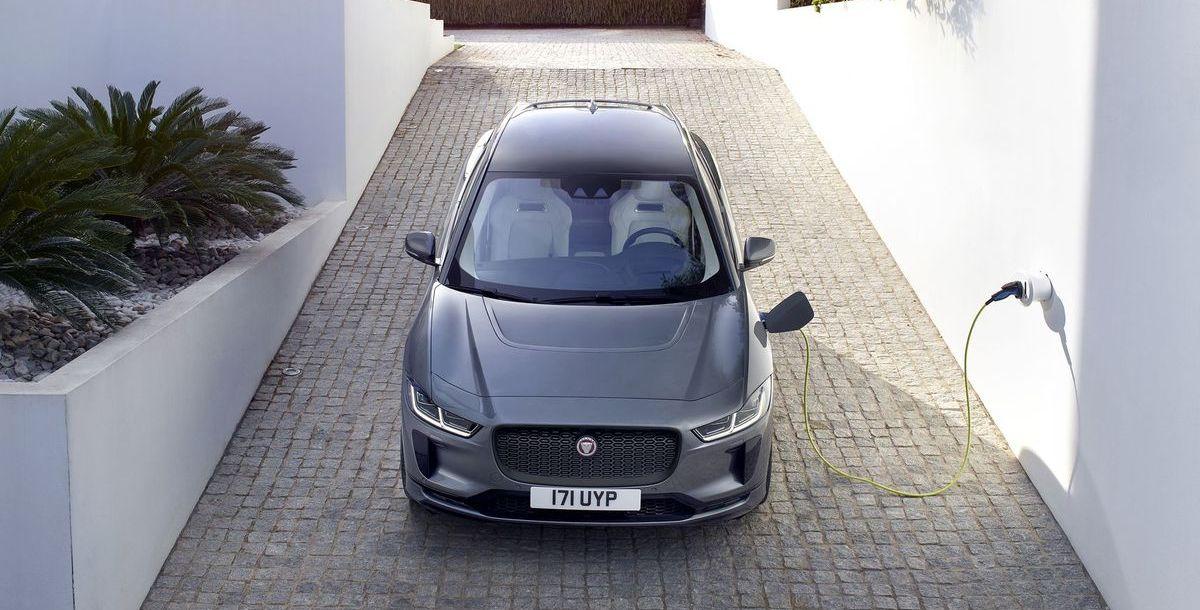 Der Jaguar I-Pace soll leichter zu bedienen sein