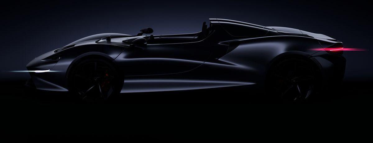 "McLaren plant einen ""Open Cockpit"" Roadster"