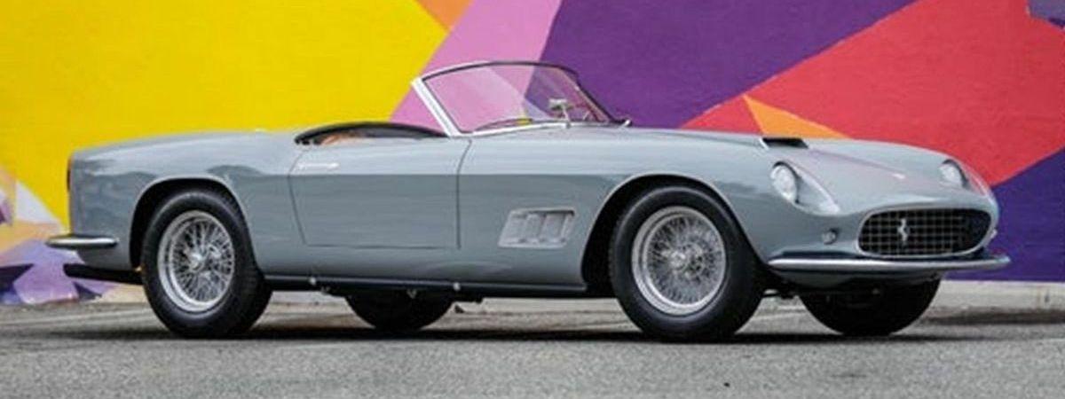 1958er Ferrari 250 California Spider mit langem Radstand, 8.920.000 Euro