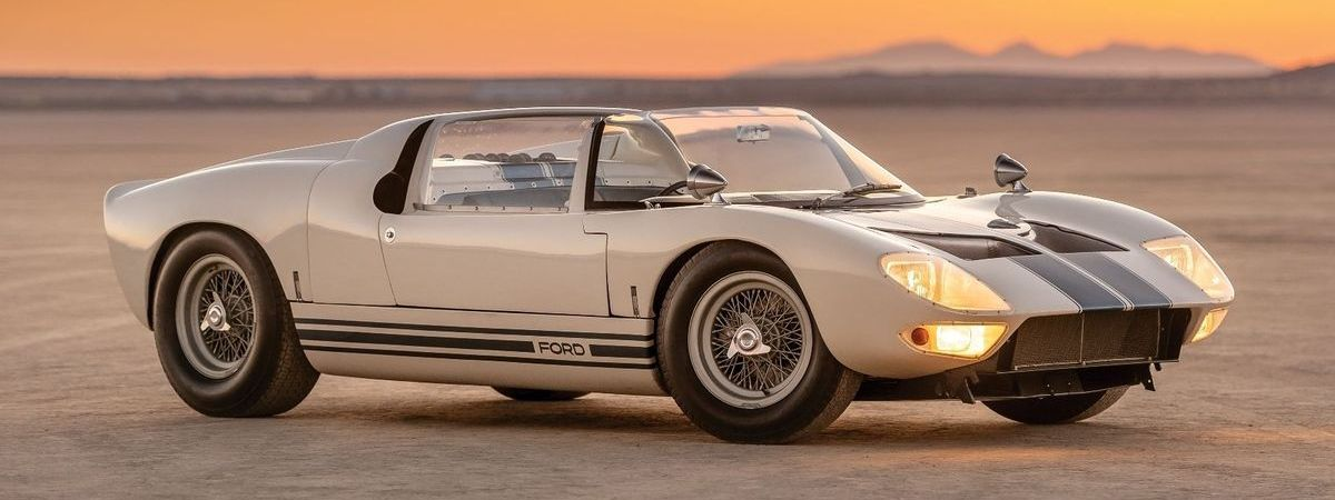 1965er Ford GT40 Prototype Roadster, 6.885.000 Euro