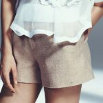 Fashion-Profi? Bermuda-Shorts