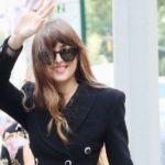 Outfit der Woche: Dakota Johnson in Alessandra Rich
