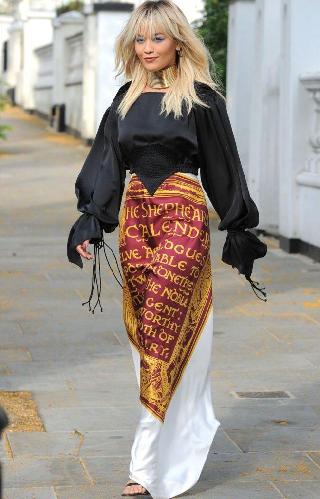 Rita Ora (ddp images)