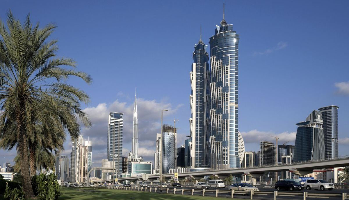 JW Marriott Marquis, Dubai (ddp images)